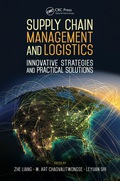 Designed by practitioners for practitioners, Supply Chain Management and Logistics: Innovative Strategies and Practical Solutions provides a wide-spectrum resource on many different aspects involved in supply chain management, including contemporary applications