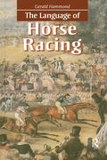 The Language Of Horse Racing