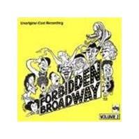 Unoriginal Cast Recording - Forbidden Broadway Vol.2