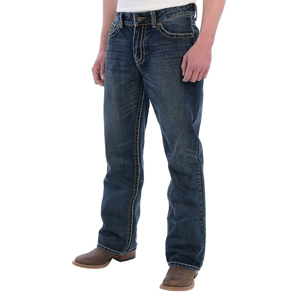 Cowboy Up Crossroads Jeans - Relaxed Fit (For Men)