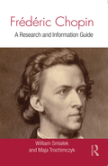 Frédéric Chopin: A Research and Information Guide is an annotated bibliography concerning both the nature of primary sources related to the composer and the scope and significance of the secondary sources which deal with him, his compositions, and his influence as a composer