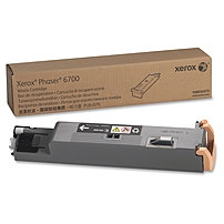 P Waste cartridge is designed for Xerox Phaser 6700