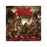 Parasitic Ejaculation - Rationing the Sacred Human Remains (Music CD)