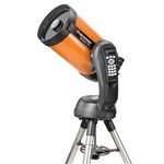 """""""Celestron 11069  The Celestron 11069 is a 8-inch Schmidt-Cassegrain telescope with premium StarBright XLT coatings and fully computerized GoTo mount with high-performance brass worm gears and motors for improved tracking accuracy"""