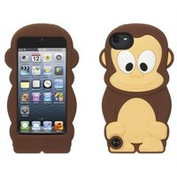 Kazoo Ipod Touch Case - Monkey By Griffin