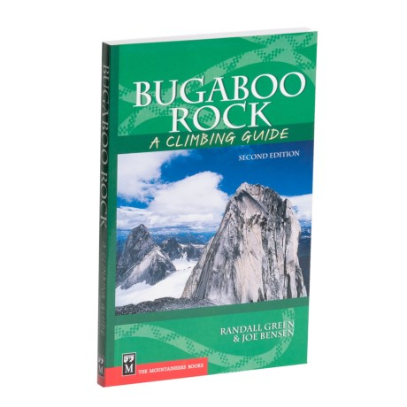 Bugaboo Rock, A Climbing Guide Book - Softcover