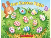 Ten Easter Eggs Act Brdbk