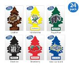 Little Trees® Assorted Air Freshener Classic Scents (24 Pack)