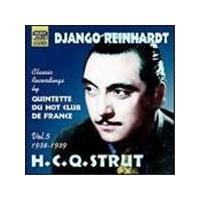 Django Reinhardt & Quintette Du Hot Club De France - Django Reinhardt Vol.5 1938-1939 (HCQ Strut)