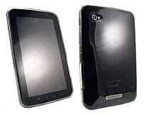 The Arkon SKN SGTS Tablet Case for Samsung Galaxy Tab slips around your Galaxy Tab 7 inch to provide protection from scratching, smudges, dirt and water