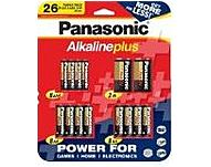 Panasonic General Purpose Battery - Aaa, Aa - Alkaline K-kjla12/fp5