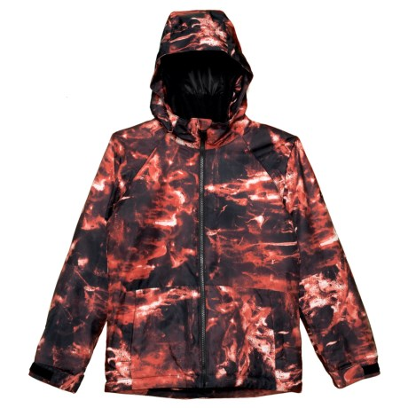 Defender Snowboard Jacket - Waterproof, Insulated (for Boys)