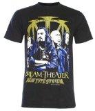 (PALLAS) The Dream Theater Progressive Metal T-Shirt (NS058) (Black ,M)