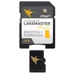 Humminbird 600013-4 Lakemaster Plus Dakotas Nebraska - Microsd