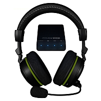 Turtle Beach Ear Force X42 Headset For Xbox 360 - Surround - Wireless - Rf - 30 Ft - 20 Hz - 20 Khz - Over-the-head - Binaural - Ear-cup - Condenser Microphone Tbs-2270-01