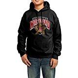 Fashion Hoodies For Boys And Girls Maryland Terrapins Desktop Sweatshirts Teenagers
