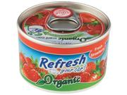 Strawberry Org Scent Can 09976