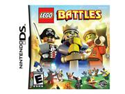 Lego: Battles Nintendo Ds Game