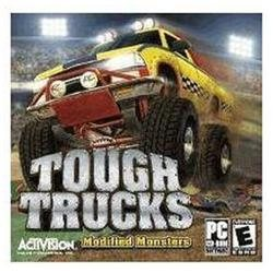 ACTIVISION VALUE PUBLISHING TOUGH TRUCKS - MODIFIED MONSTERS