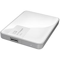 Wd My Passport Ultra 2tb Usb 3.0 Secure Portable Drive With Auto Backup - Usb 3.0 - Portable - Brilliant White - 256-bit Encryption Standard Wdbbkd0020bwt-nesn
