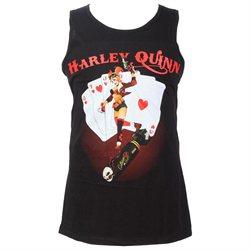 DC Comics Bombshells Harley Quinn Tank Top