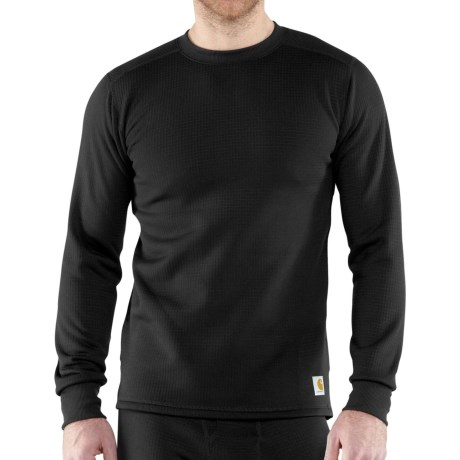 Carhartt Base Force(r) Super-cold-weather Shirt - Long Sleeve, Factory Seconds (for Men)
