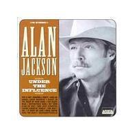 Alan Jackson - Under The Influence (Music CD)