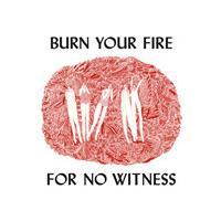 Angel Olsen - Burn Your Fire For No Witness (Music CD)