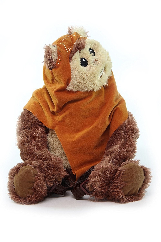 Comic Images Star Wars Wicket Ewok Backpack Buddies