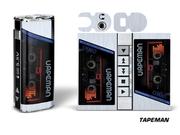 Designer Decal For Eleaf Istick 20w Vape - Tapeman