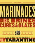 In this revised and expanded edition of his best-selling book, grilling guru Jim Tarantino explains the art and science of marinades and presents more than 400 savory, sweet, and spicy recipes