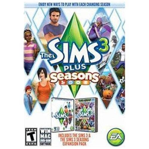 Sims 3 Plus Seasons