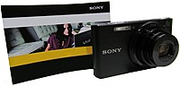 Sony Cyber-shot Dsc-w830 20.1 Megapixel Compact Camera - 8x Optical Zoom/4x Digital Zoom - 2.7-inch Display - Black Dsc-w830/b