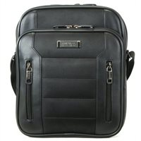 Kenneth Cole Reaction Daybag For Tablet/ipad - Black