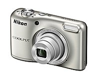 Nikon 26500 Coolpix L31 16.1mp Compact Digital Camera 5x Optical Zoom And 2.7-inch Lens - Silver
