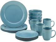 Rachael Ray 16-pc. Cucina Dinnerware Set, Agave