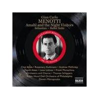 Menotti: Amahl and the Night Visitors; Sebastian; Ballet Suite (Music CD)