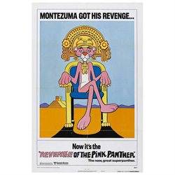 Revenge of The Pink Panther Poster Movie B 27 x 40 In - 69cm x 102cm Peter Sellers Herbert Lom Dyan Cannon Robert Webber Burt Kwouk Robert Loggia