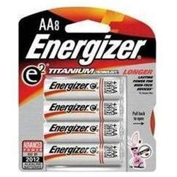 Energizer® AAA e? Titanium Batteries, 8 per Pack
