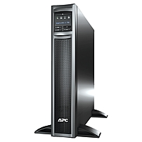 Apc By Schneider Electric Smart-ups 750va Tower/rack Mountable Ups - 750 Va/600 W - 120 V Ac - 14 Minute - 2u Tower/rack Mountable - 14 Minute - 8 X Nema 5-15r Smx750-nmc
