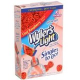 Wylers Light Cool Raspberry Singles, 10-ct. Boxes