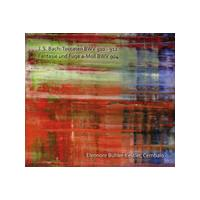 Eleonore Buhler-Kestler - J.S. Bach: Toccatas BWV 910 - 912, Fantasia and Fugue in A minor BWV 904 (Music CD)