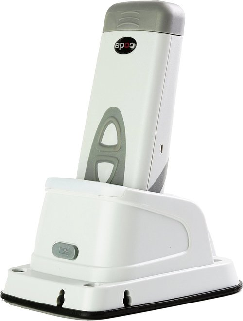 Code Code Reader Cr2600 Handheld Barcode Scanner - Wireless Connectivity - 50000 Scan/s - Cmos - Omni-directional - Bluetooth