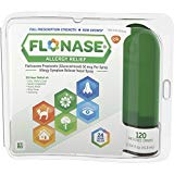 Flonase Allergy Relief Nasal Spray, Allergy Medicine 24 Hour Non-Drowsy , 120 sprays