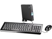 ASUS B Grade Nettop Eee Box EBXB202-BLK-E0037-B Intel Atom 1GB DDR2 160GB HDD Linux/Red Flag