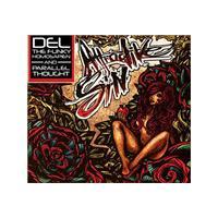 Del the Funky Homosapien - Attractive Sin (Music CD)