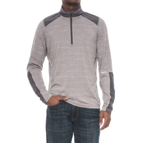 Cerro Shirt - Zip Neck, Long Sleeve (for Men)