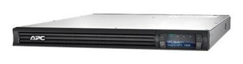 Apc Smart-ups Smt1500rm1u 1500va Lcd Rack-mountable Ups - Lead Acid - 120 V - Black