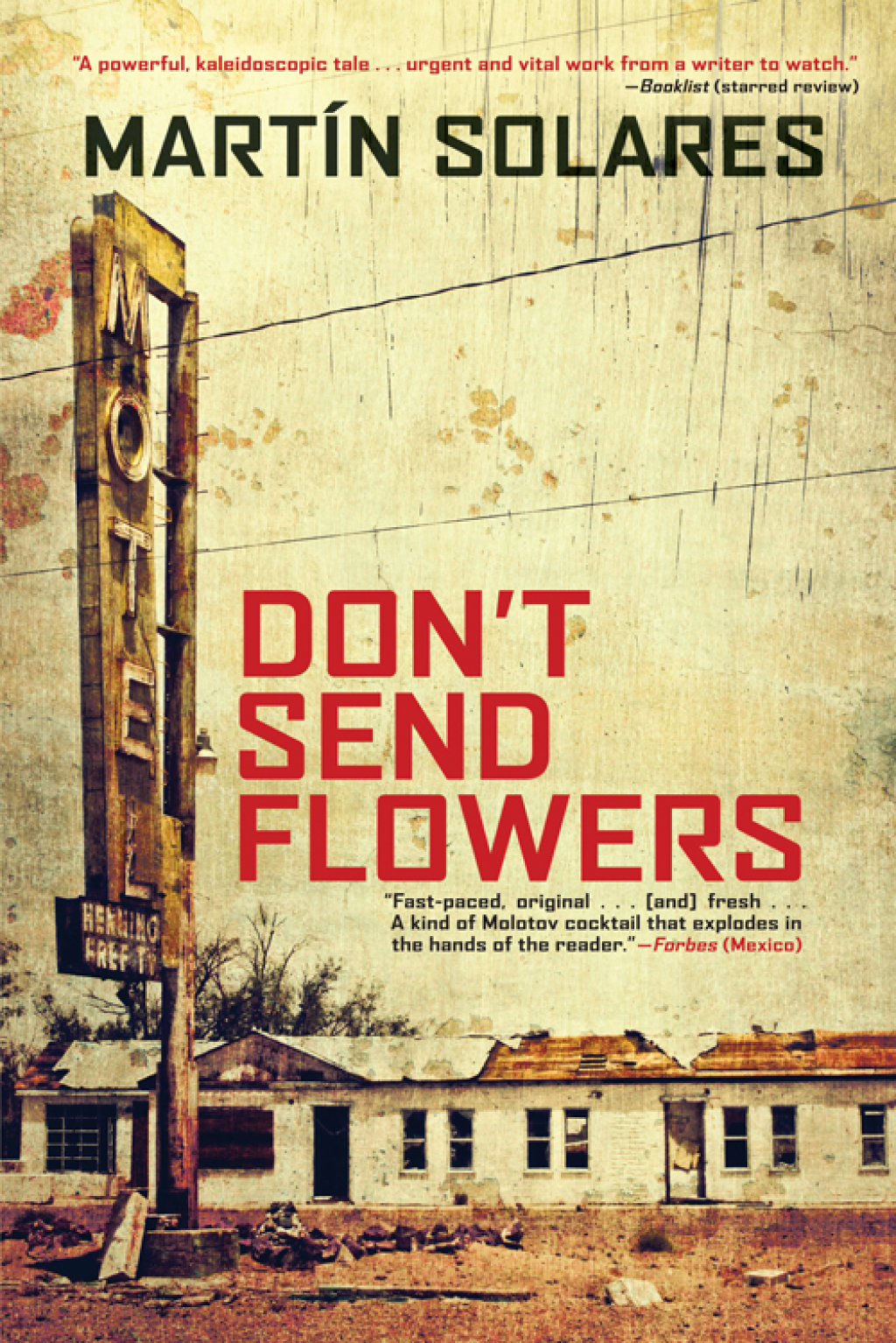 Don't Send Flowers (ebook)