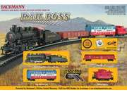 00687 Rail Boss 0-6-0 Steam Set Ho    Exclusive! Bacu0687